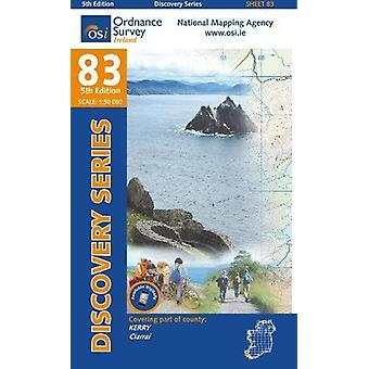 Kerry by Ordnance Survey Ireland - 9781908852472 Book