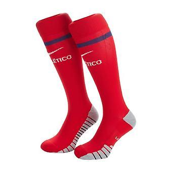 2019-2020 Atletico Madrid Nike Home Socks (Red)