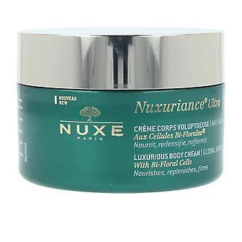 Nuxe Nuxuriance Ultra Crème Corps Voluptueuse Anti-âge 200 Ml For Women