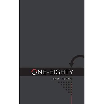 One-Eighty: Professional 6-Month Planner