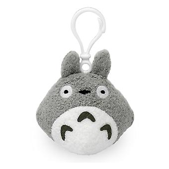 My neighbor Totoro plush pendant with plastic clip color: black. Material: 100% polyester, manufacturer Sun Arrow.