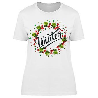 Camiseta de corona de invierno Mujeres's -Imagen por Shutterstock