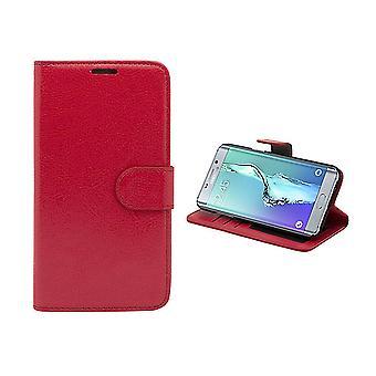 Boîtier en cuir/Portefeuille-Samsung Galaxy S6 Edge Plus