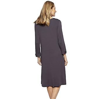 Cyberjammies 1329 Women's Nora Rose Nancy Grey Modal Minishirt