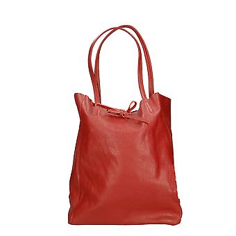 Leather shoulder bag Made in Italy AR3328