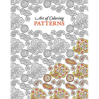 Leisure Arts-Art Of Coloring Patterns LA-54562
