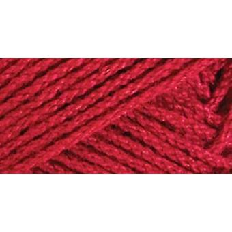 Red Heart Lustersheen Yarn Cherry Red E794 915