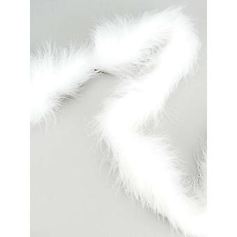 Marabou Feather Boa Heavy Weight 72