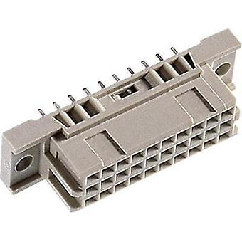 Edge connector (receptacle) C/3 30F abc 5,5/11 mm HL class 2 Total number of pins 30 No. of rows 3 ept 1 pc(s)