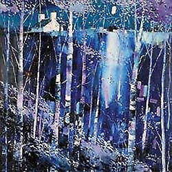Daniel Campbell print - Abend Frost