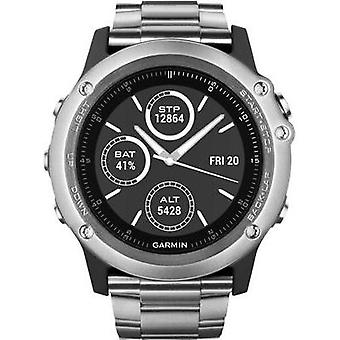 GPS sports watch Garmin fenix 3 HR Bluetooth Silver, Titanium