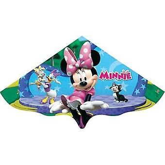 Günther Flugspiele 1184 Disney Minnie Single Line Kite Wingspread 1150 mm Vent
