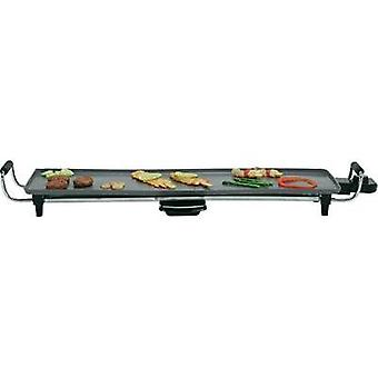 Electric grill Tristar BP-2987 with manual temperature settings Black