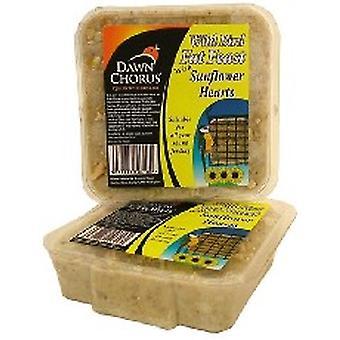 Dawn Chorus Fat Feast solsikke hjerte (pakke med 12)