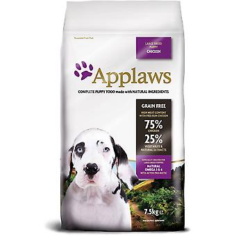 Applaws Dog Dry Puppy Large Breed Chicken 7.5kg