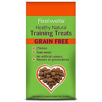 Feelwells uddannelse behandler korn frie 115g (pakke med 7)
