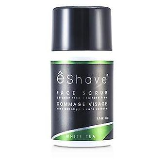 EShave Face Scrub - White Tea - 50g / 1,7 Unzen