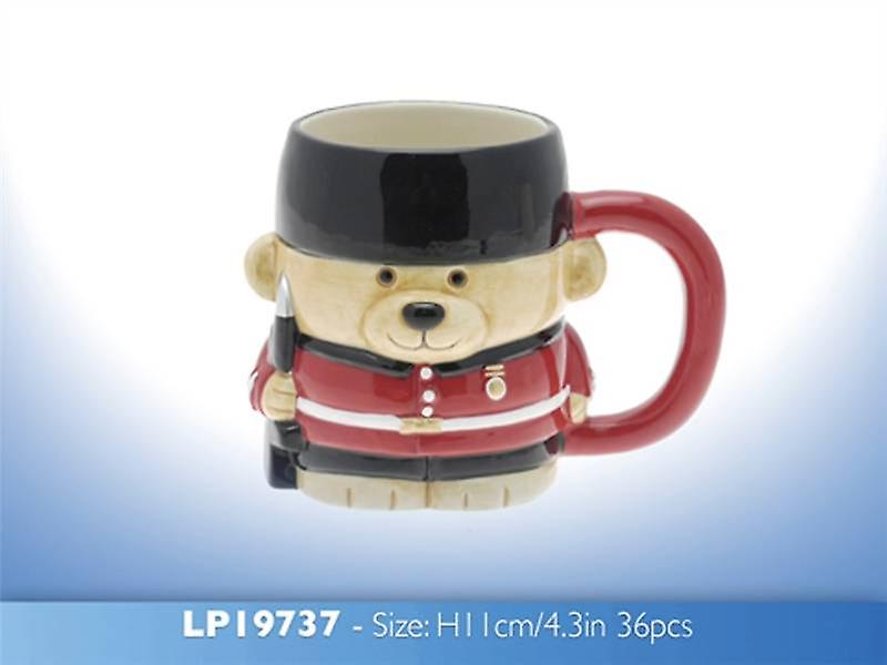 Guardsman Bear Mug