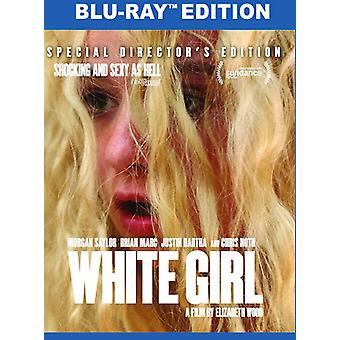 White Girl [Blu-ray] USA import