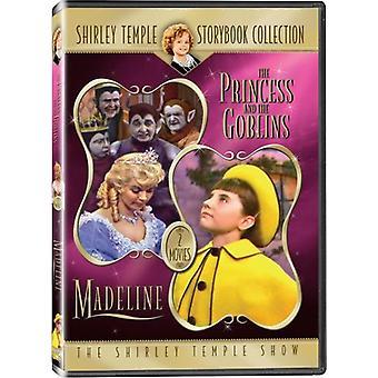 Madeline/prinsesse & nisser [DVD] USA importerer