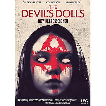 Devil's Dolls [DVD] USA import