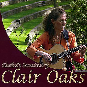 Clair Oaks - Shakti's Sanctuary [CD] USA import