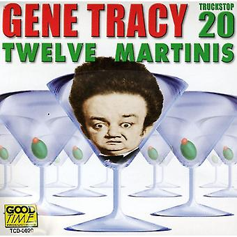 Gene de Tracy - importación de Estados Unidos doce Martinis [CD]