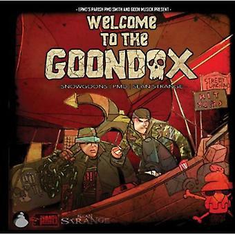 Epmd's Parish Pmd Smith præsenterer: Pmd Snowgoons & -velkommen til Goondox [CD] USA importen