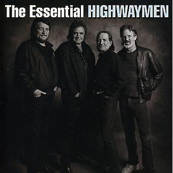 Highwaymen - Essential the Highwaymen [CD] USA import