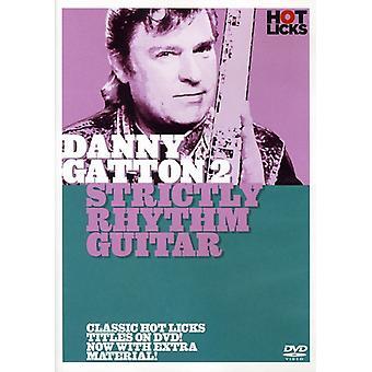 Danny Gatton - strengt Rhythm Guitar [DVD] USA import