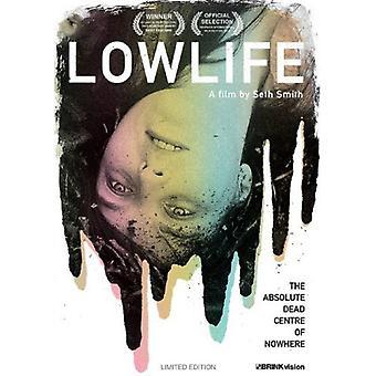 Lowlife [DVD] USA importerer