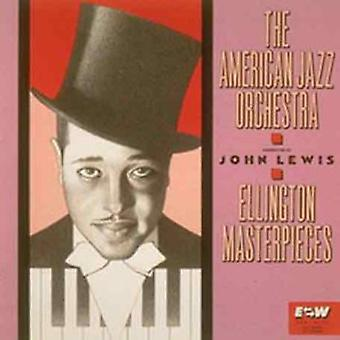 American Jazz Orchestra - Ellington Masterpieces [CD] USA import