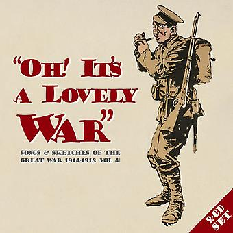 Oh! Its a Lovely War - Vol. 4-Oh! Its a Lovely War [CD] USA import
