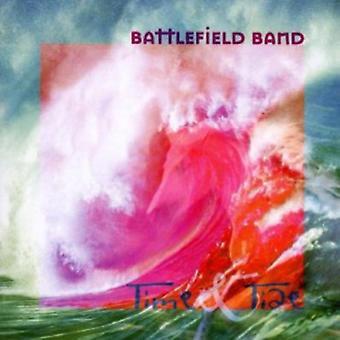 Battlefield Band - tid & tidevandet [CD] USA import