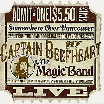 Capitán Beefheart y su Magic Band - importación de Estados Unidos de 1981 [CD] Commodore Ballroom Vancouver