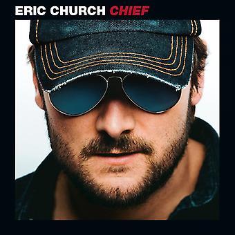 Eric Church - chef [CD] USA import