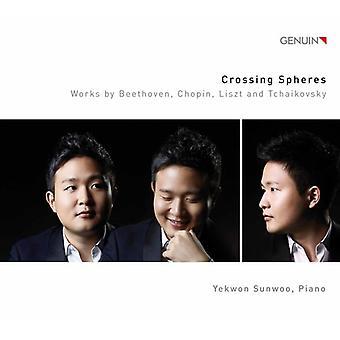 Beethoven*L.V. / Chopin / Tchaikovsky / Sunwoo - passage kugler [CD] USA import