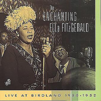 Ella Fitzgerald - 1950-52-fortryllende Live på Bir [CD] USA import