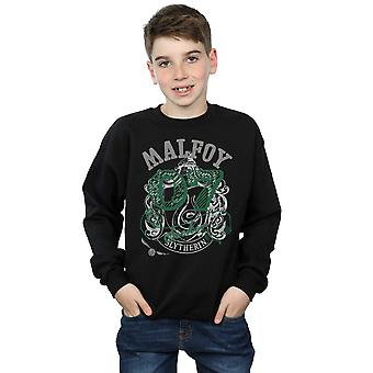 Harry Potter gutter Draco Malfang Seeker Sweatshirt
