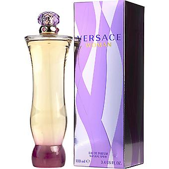 Versace Woman Eau De Parfum Spray 100ml/3,3 oz