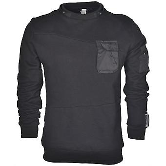 883 politiet Phantom Typhon sort Sweatshirt