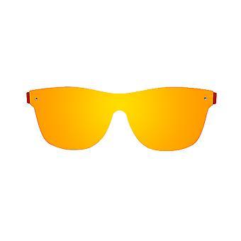 Ocean Sunglasses Unisex Red