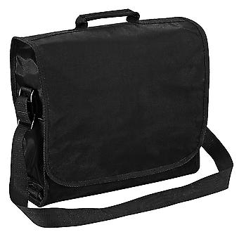 Quadra Plain Record / Messenger Bag (9 Litres)