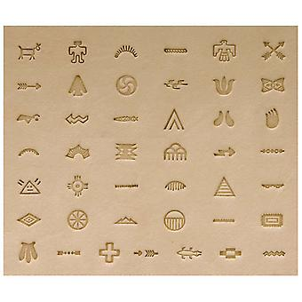 Native American Stamp Set Symbol 816000