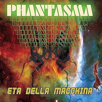 Phantasma - Eta Della Macchina [CD] USA importeren