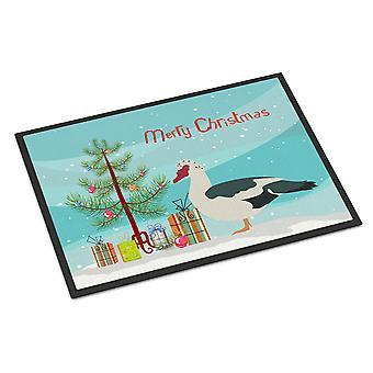 ノバリケン クリスマス屋内または屋外マット 18 x 27