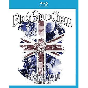Black Stone Cherry - tacka du Bd/CD [Blu-ray] USA import