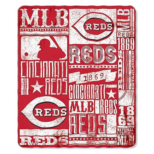 Cincinnati Throw Mlb Reds Northwest Fleece c354LARjqS