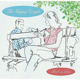 Lykkelige par - tåber falder i kærlighed USA import