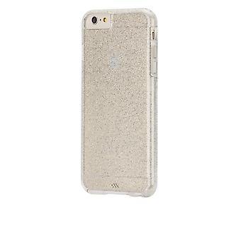 Case-Mate Sheer Glam Case pour Apple iPhone 6 Plus / 6 s Plus - Champagne